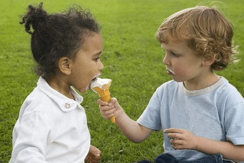 aprender a compartir