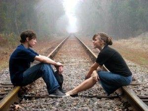 Cómo establecer conversación con una mujer