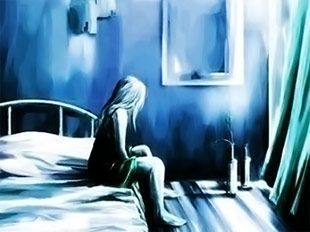 sufrir depresión