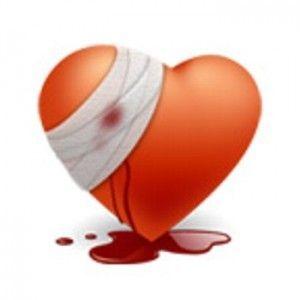 Tener el Corazón Herido