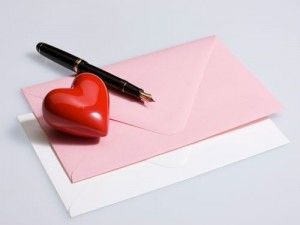 El regalo de escribir una carta de amor