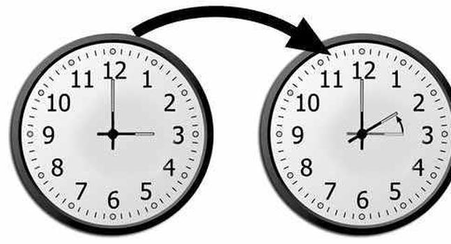 Cómo Evitar el Mal Humor con el Cambio de Hora