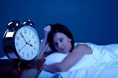 problemas al dormir