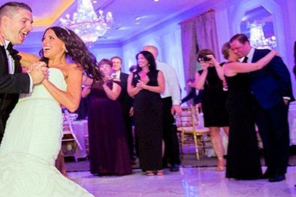Ligar en una boda