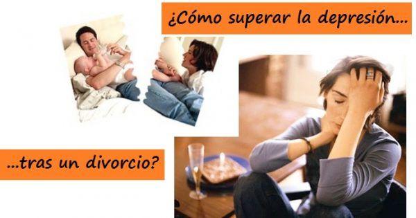 La depresi n tras el divorcio qu hacer para superarla - Consejos para superar la depresion ...