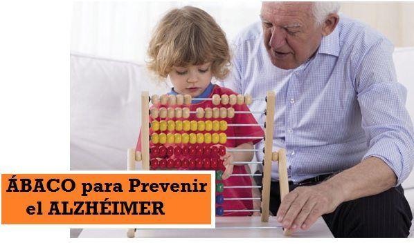 ÁBACO para Prevenir el ALZHÉIMER