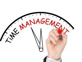 5 Consejos de Gestión del Tiempo para el Nuevo Curso
