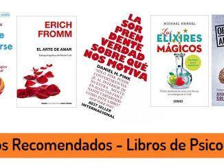 Libros de Psicologia Recomendados