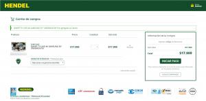 comprar online en hendel