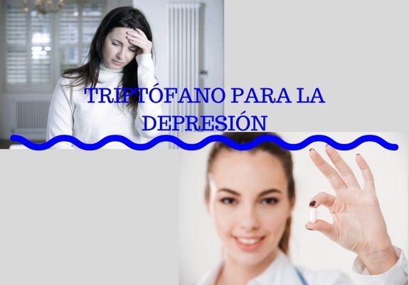 depresión y triptófano