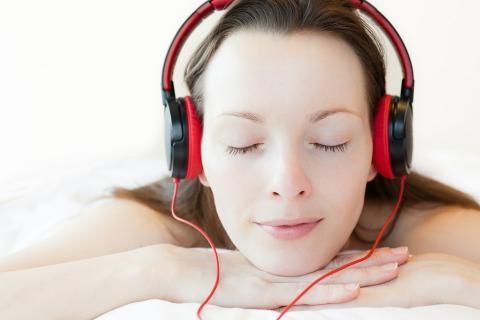 como aprovechar la musica como terapia